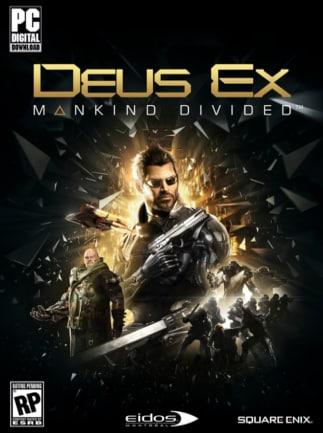 Deus Ex: Mankind Divided (PC) - Steam Key - GLOBAL - 1