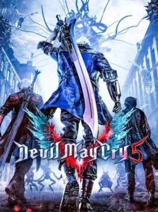Devil May Cry 5 Standard Edition Steam Gift GLOBAL - 1
