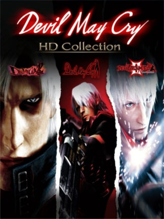 Devil May Cry HD Collection Steam Key GLOBAL - 1