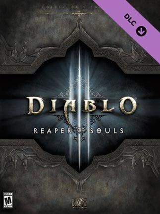 Diablo 3: Reaper of Souls – Collector's Edition (PC) - Battle.net Key - GLOBAL - 1