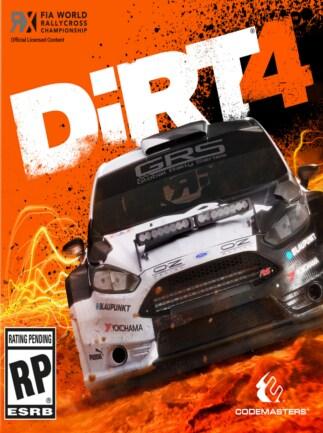 DiRT 4 (PC) - Steam Key - GLOBAL - 1