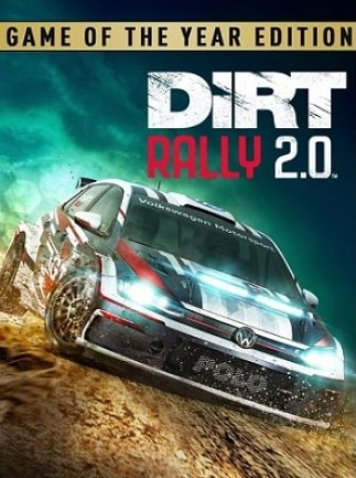 DiRT Rally 2.0 | Game of the Year Edition (PC) - Steam Key - GLOBAL - 1