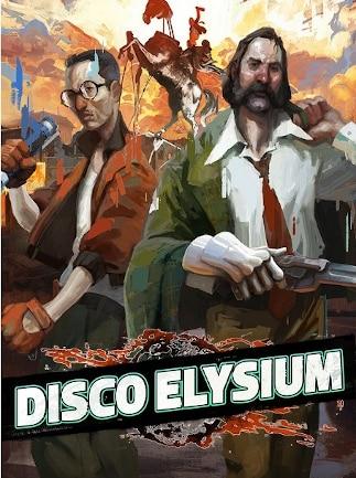 Disco Elysium - Steam Gift - GLOBAL - 1