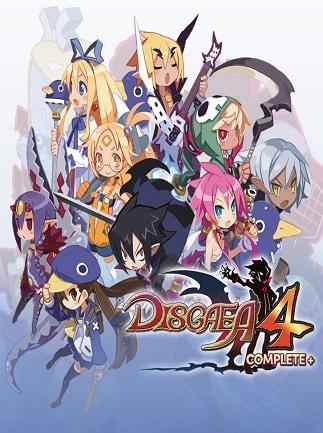 Disgaea 4 Complete+ (PC) - Steam Key - GLOBAL - 1