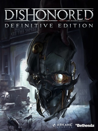 Dishonored - Definitive Edition Steam Key GLOBAL - 1