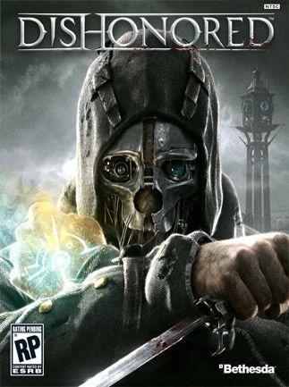 Dishonored Steam Key EUROPE - 1