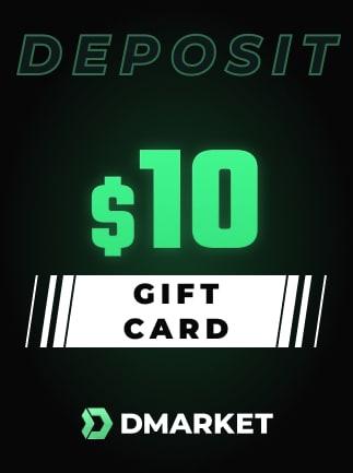 DMarket Gift Card 10 USD - Key - GLOBAL - 1