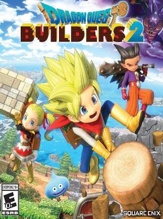Dragon Quest Builders 2 Key Nintendo Switch NORTH AMERICA - 1