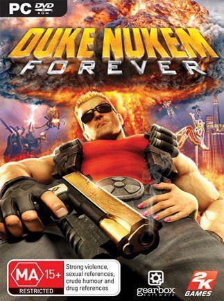 Duke Nukem Forever Steam Key GLOBAL - 1