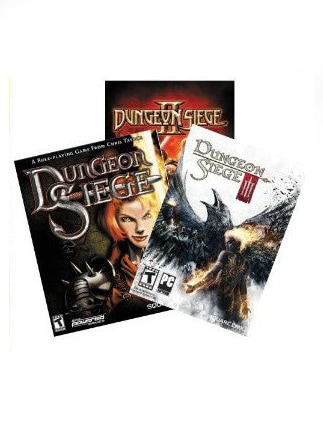 Dungeon Siege Collection Steam Key GLOBAL - 1