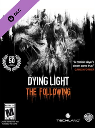 Dying Light: The Following Steam Key GLOBAL - 1