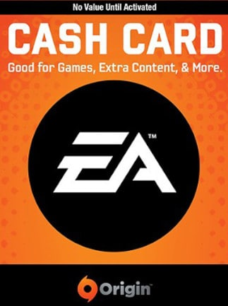 EA Gift Card 20 USD - Origin Key - UNITED STATES - For USD Currency Only - 1