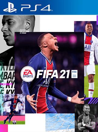 EA SPORTS FIFA 21 (PS4) - PSN Key - UNITED STATES - 1