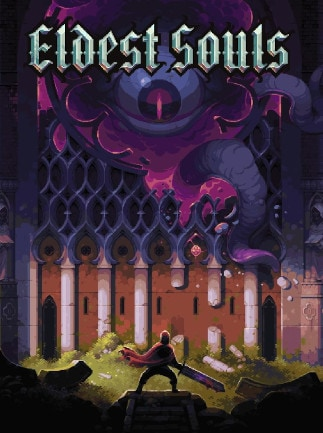 Eldest Souls (PC) - Steam Key - GLOBAL - 1