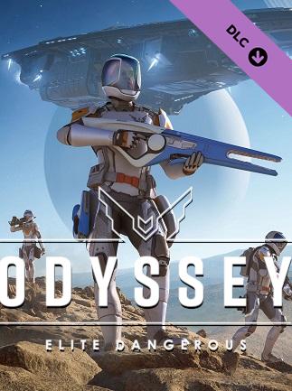 Elite Dangerous: Odyssey (PC) - Steam Key - GLOBAL - 1
