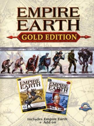 Empire Earth Gold Edition GOG.COM Key GLOBAL - 1