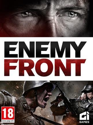 Enemy Front Steam Key GLOBAL - 1