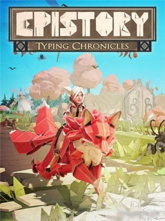 Epistory - Typing Chronicles Soundtrack Edition Steam Gift EUROPE - 1