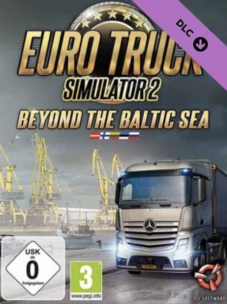 Euro Truck Simulator 2 - Beyond the Baltic Sea (PC) - Steam Key - GLOBAL - 1