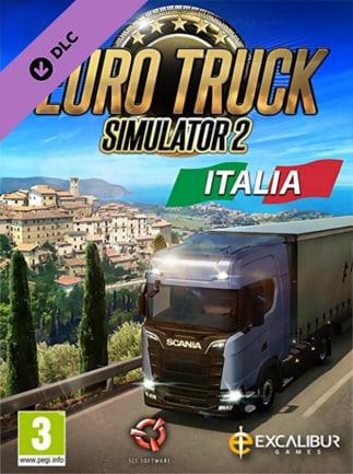 Euro Truck Simulator 2 - Italia (PC) - Steam Key - GLOBAL - 1