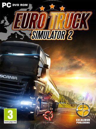 Euro Truck Simulator 2 Steam Key GLOBAL - 1