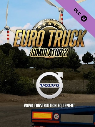 Euro Truck Simulator 2 - Volvo Construction Equipment (PC) - Steam Gift - EUROPE - 1