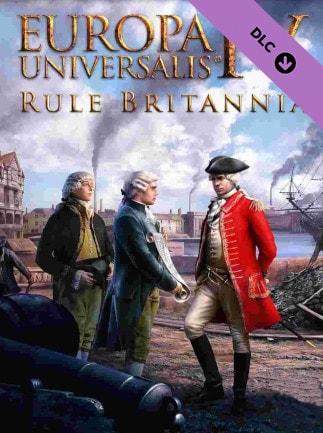 Europa Universalis IV: Rule Britannia (PC) - Steam Key - GLOBAL - 1