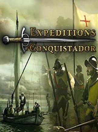 Expeditions: Conquistador Steam Key GLOBAL - 1