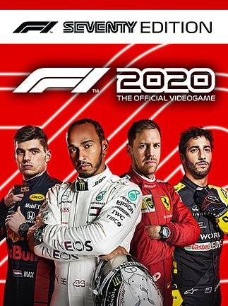 F1 2020 | Seventy Edition (PC) - Steam Key - GLOBAL - 1