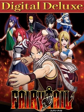 FAIRY TAIL | Digital Deluxe (PC) - Steam Gift - EUROPE - 1