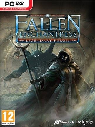 Fallen Enchantress - Legendary Heroes Steam Key GLOBAL - 1