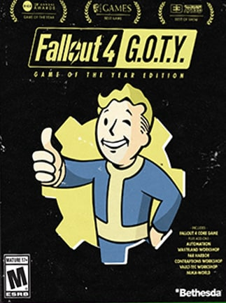 Fallout 4: Game of the Year Edition (PC) - Steam Key - GLOBAL - 1