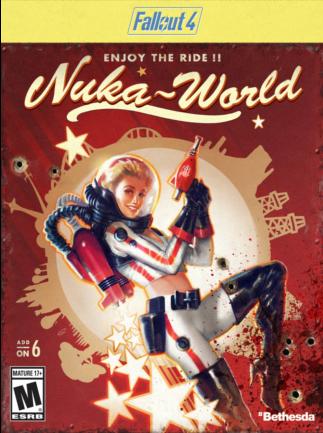 Fallout 4 Nuka-World (PC) - Steam Key - GLOBAL - 1