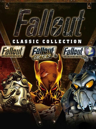 Fallout Classic Collection - Steam Key - GLOBAL - 1