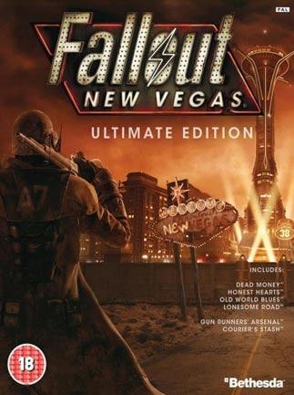 Fallout: New Vegas Ultimate Edition Steam Key CZECH REPUBLIC - 1