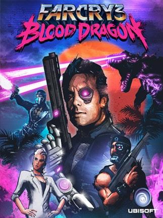 Far Cry 3 Blood Dragon Ubisoft Connect Key GLOBAL - 1