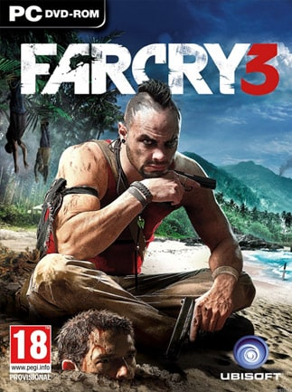 Far Cry 3 Ubisoft Connect Key GLOBAL - 1