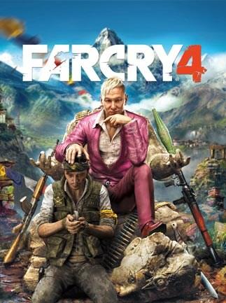 Far Cry 4 Steam Key GLOBAL - 1