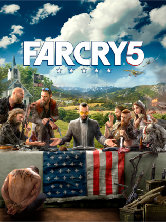 Far Cry 5 | Gold Edition Ubisoft Connect Key EUROPE - 1
