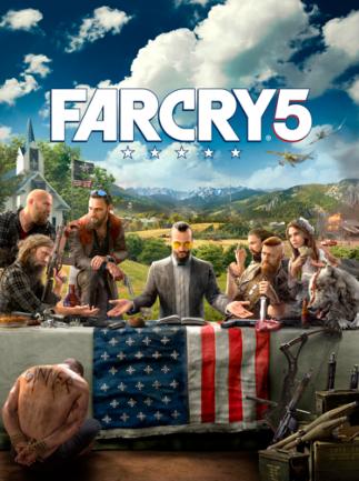 Far Cry 5 (PC) - Ubisoft Connect Key - EUROPE - 1