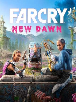 Far Cry New Dawn Deluxe Edition XBOX LIVE Xbox One Key GLOBAL - 1