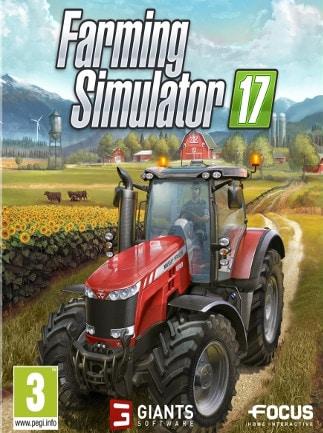 Farming Simulator 17 GIANTS Key GLOBAL - 1