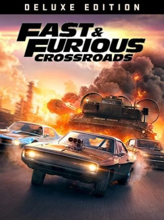 Fast & Furious: Crossroads | Deluxe Edition (PC) - Steam Key - GLOBAL - 1