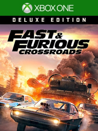 Fast & Furious: Crossroads | Deluxe Edition (Xbox One) - Xbox Live Key - UNITED STATES - 1