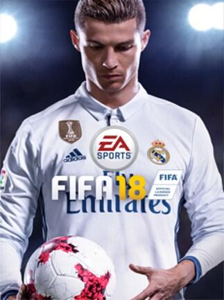 FIFA 18 PSN PS4 Key NORTH AMERICA - 1