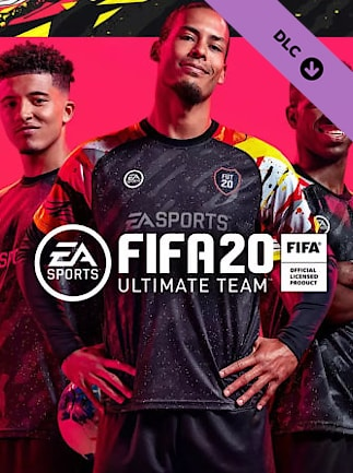FIFA 20 Ultimate Team FUT 4 600 Points - Xbox One, Xbox Live - Key (GLOBAL) - 1