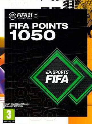 Fifa 21 Ultimate Team 1050 FUT Points - Xbox Live Key - GLOBAL - 1