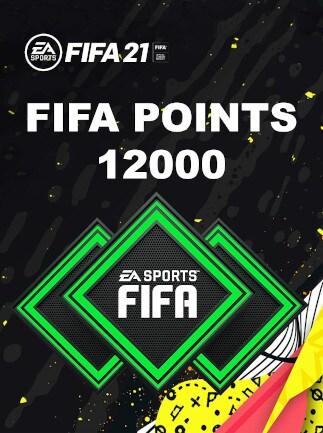 Fifa 21 Ultimate Team 12000 FUT Points - Xbox Live Key - GLOBAL - 1