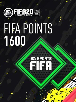 Fifa 21 Ultimate Team 1600 FUT Points - Origin Key - GLOBAL - 1