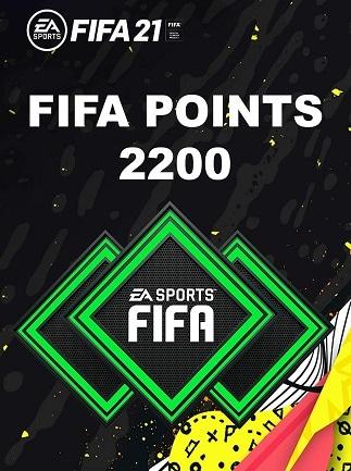 Fifa 21 Ultimate Team 2200 FUT Points - Origin Key - GLOBAL - 1